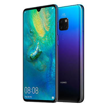 Avis Huawei Mate 20 Twilight