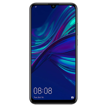 "Huawei P Smart+ 2019 Noir Smartphone 4G-LTE Advanced Dual SIM - Kirin 710 8-Core 2.2 GHz - RAM 3 Go - Ecran tactile 6.21"" 1080 x 2340 - 64 Go - Bluetooth 4.2 - 3400 mAh - Android 9.0"