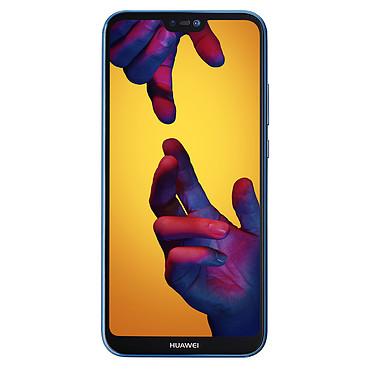 "Huawei P20 Lite Bleu Smartphone 4G-LTE Advanced Dual SIM - Kirin 659 8-Core 2.36 GHz - RAM 4 Go - Ecran tactile 5.84"" 1080 x 2280 - 64 Go - NFC/Bluetooth 4.2 - 3000 mAh - Android 8.0"
