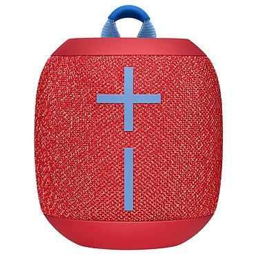 UE Wonderboom 2 Rouge Enceinte portable compacte étanche Bluetooth pour tablette/smartphone