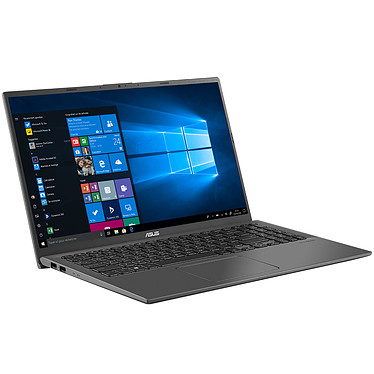 "ASUS P1504FA-EJ855R Intel Core i7-8565U 8 Go SSD 512 Go 15.6"" LED Full HD Wi-Fi AC/Bluetooth Webcam Windows 10 Professionnel 64 bits"