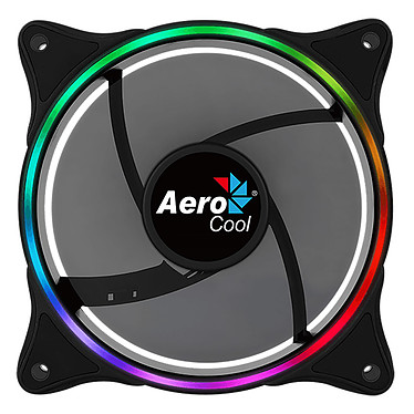 Aerocool Eclipse 12 Ventilateurs de boîtier 120 mm avec LED RGB