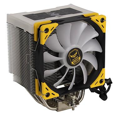 Scythe Mugen 5 TUF Gaming Alliance Ventilateur processeur 120 mm (pour socket Intel LGA 2011/2011-v3/2066/1150/1151/1155/1156/1366/775 et AMD FM1/FM2/FM2+/AM2/AM2+/AM3/AM3+/AM4)