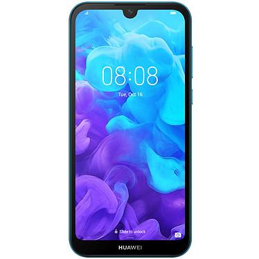 "Huawei Y5 2019 Bleu Smartphone 4G-LTE Dual SIM - ARM Cortex-A53 Quad-Core 2.0 GHz - RAM 2 Go - Ecran tactile 5.71"" 720 x 1520 - 16 Go - Bluetooth 4.2 - 3020 mAh - Android 9.0"