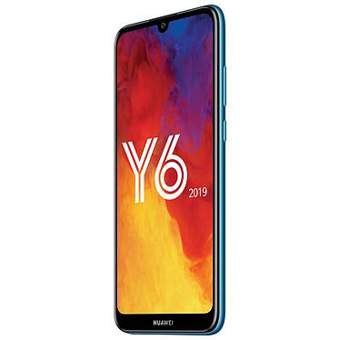 Avis Huawei Y6 2019 Bleu