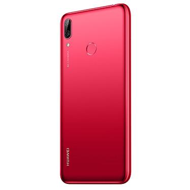 Acheter Huawei Y7 2019 Rouge