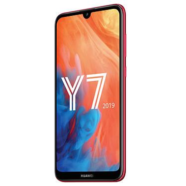 Avis Huawei Y7 2019 Rouge