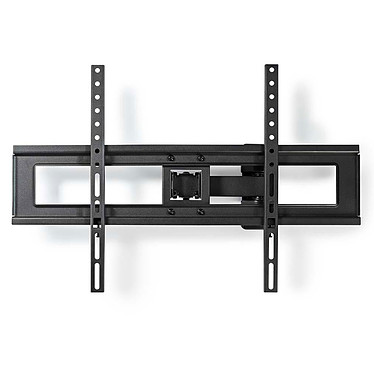 "Nedis TV Wall Mount 70"" 2 Axes Support mural à mobilité intégrale - 37-70"" - angle d'inclinaison de 20° - angle de rotation de 170° - charge maximale 35 kg"