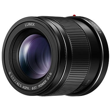 Panasonic Lumix H-HS043E-K Objectif focale unique Micro Four Thirds 42.5mm F/1.7