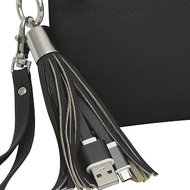Acheter Mobilis Origine Pouch with Micro USB to USB Noir