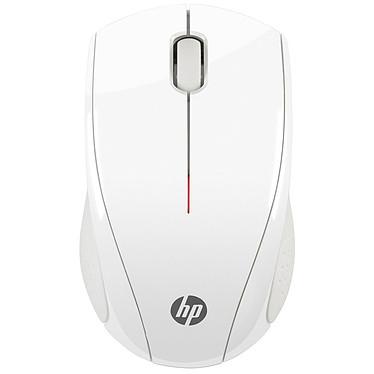 HP X3000 Blizzard Wireless Mouse Blanc