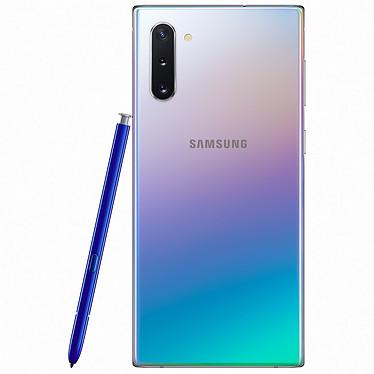 Samsung Galaxy Note 10 SM-N970 Argent Stellaire (8 Go / 256 Go) pas cher