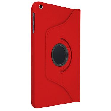 """Acheter Akashi Etui Folio Galaxy Tab A 10.1"""" Rouge"""