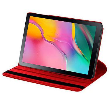 """Avis Akashi Etui Folio Galaxy Tab A 10.1"""" Rouge"""