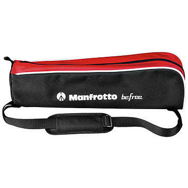 Manfrotto Befree Advanced Aluminium Noir MKBFRTA4BK-BH + Sac pas cher