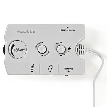 Nedis Switch Audio Analogique Commutateur audio analogique haut-parleur / casque
