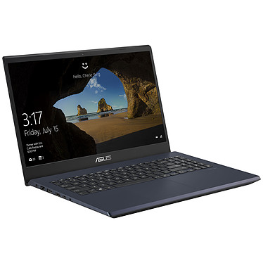 "ASUS FX571GT-BQ012T Intel Core i7-9750H 16 Go SSD 512 Go 15.6"" LED Full HD NVIDIA GeForce GTX 1650 4 Go Wi-Fi AC/Bluetooth Webcam Windows 10 Famille 64 bits"