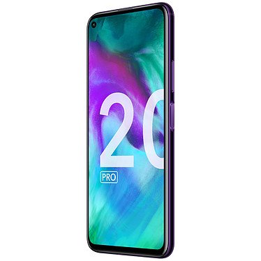 Avis Honor 20 Pro Phantom Black (8 Go / 256 Go)