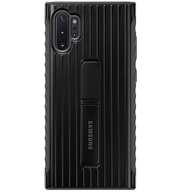 Samsung Coque Renforcée Noir Galaxy Note 10+ Coque renforcée ultra-résistante pour Samsung Galaxy Note 10+