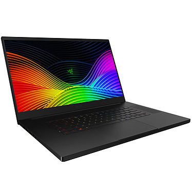"Razer Blade Pro 17 (RZ09-02876F92-R3F1) Intel Core i7-9750H 16 Go SSD 512 Go 17.3"" LED Full HD 144 Hz NVIDIA GeForce RTX 2060 6 Go Wi-Fi AX/Bluetooth Webcam Windows 10 Famille 64 bits"