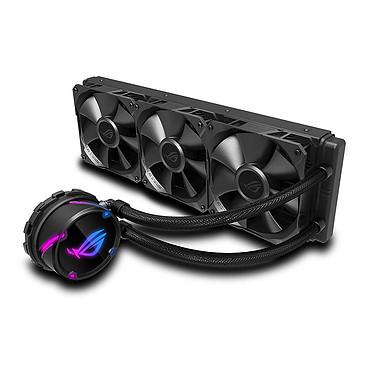ASUS ROG Strix LC360 Kit de Watercooling pour processeur avec éclairage RGB Aura Sync