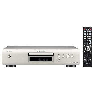Denon DCD-600NE Argent Platine CD/CD-R/CD-RW compatible MP3 et WMA
