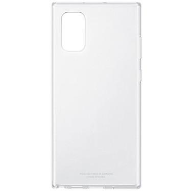 Samsung Clear Cover Transparente Samsung Galaxy Note 10+ Coque transparente pour Samsung Galaxy Note 10+
