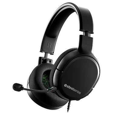 SteelSeries Arctis 1 (Xbox One) Casque gaming - Circum-aural fermé - Microphone détachable avec suppression du bruit - Jack - Compatible Xbox One
