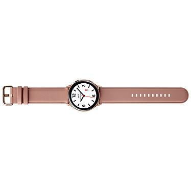 Samsung Galaxy Watch Active 2 (40 mm / Acier / Rose Lumière) pas cher