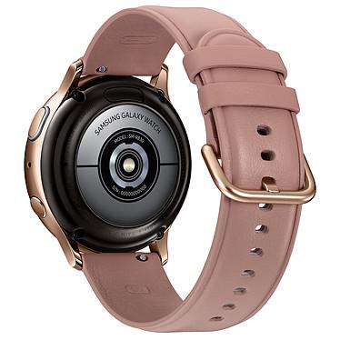 Acheter Samsung Galaxy Watch Active 2 (40 mm / Acier / Rose Lumière)