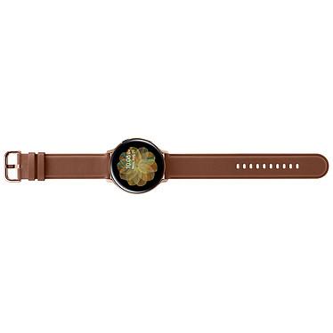 Samsung Galaxy Watch Active 2 (44 mm / Acero / Oro) a bajo precio