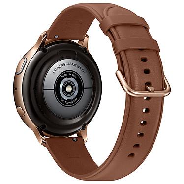 Acheter Samsung Galaxy Watch Active 2 (44 mm / Acier / Or)