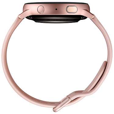Avis Samsung Galaxy Watch Active 2 (44 mm / Aluminium / Rose Velours)