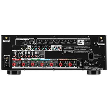 Avis Denon AVR-X2600H Noir + Focal Sib Evo 5.1