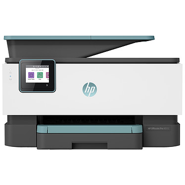 HP OfficeJet Pro 9015 Imprimante Multifonction jet d'encre couleur 4-en-1 (USB 2.0 / Ethernet / Wi-Fi / AirPrint)