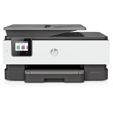 HP OfficeJet Pro 8024 Imprimante Multifonction jet d'encre couleur 4-en-1 (USB 2.0 / Ethernet / Wi-Fi / AirPrint)
