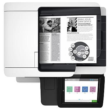 Avis HP LaserJet Enterprise MFP M528dn