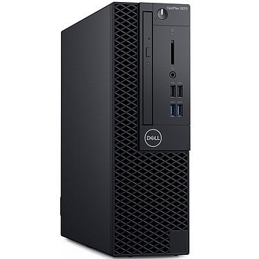 Dell OptiPlex 3070 SFF (0XYR6) Intel Core i3-9100 4 Go SSD 128 Go Graveur DVD Windows 10 Professionnel 64 bits (sans écran)