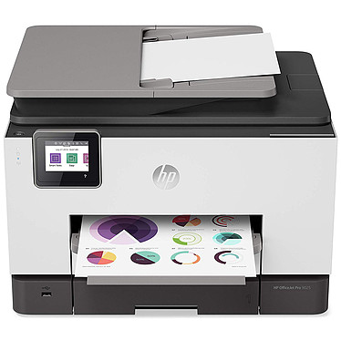 HP OfficeJet Pro 9025 Imprimante Multifonction jet d'encre couleur 4-en-1 (USB 2.0 / Ethernet / Wi-Fi / AirPrint)