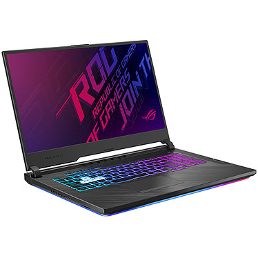 "ASUS ROG STRIX G G731GV-EV041 Intel Core i7-9750H 16 Go SSD 512 Go 17.3"" LED Full HD 144 Hz NVIDIA GeForce RTX 2060 6 Go Wi-Fi AC/Bluetooth (sans OS)"