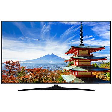 "Hitachi 55HK6500 Téléviseur LED 4K 55"" (140 cm) 16/9 - 3840 x 2160 pixels - HDR - Ultra HD - Wi-Fi - Bluetooth - 1600 Hz"