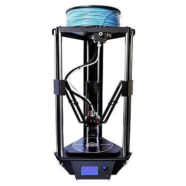 eMotion Tech MicroDelta Rework En kit Imprimante 3D à 1 tête d'impression PLA - Windows/Mac