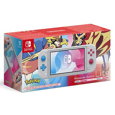 Nintendo Switch Lite (édition Zacian & Zamazenta) Console de jeux vidéo portable tactile