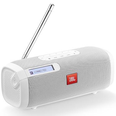 JBL Tuner Blanc Enceinte portable sans fil Bluetooth avec radio FM/DAB