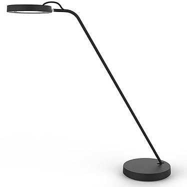 Unilux Eyelight Noir Lampe de bureau LED connectée avec cycle circadien