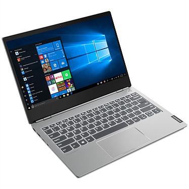 "Lenovo ThinkBook 13s-IML (20RR0004FR) Intel Core i7-10510U 8 Go SSD 256 Go 13.3"" LED Full HD Wi-Fi AC/Bluetooth Webcam Windows 10 Professionnel 64 bits"