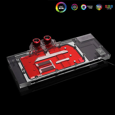 Avis Barrow Waterblock BS-AMRVII-PA (AMD Radeon VII)