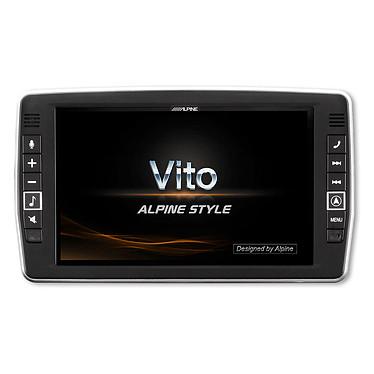 Alpine X903D-V447 Système multimédia Apple CarPlay, Android Auto avec écran tactile 9 pouces, cartes TomTom 48 pays, HDMI, port USB et entrée AUX pour Mercedes Vito 447