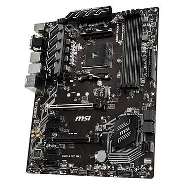 Avis MSI B450-A PRO MAX