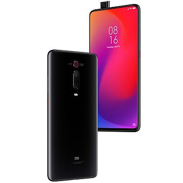 "Xiaomi Mi 9T Pro Noir (64 Go) Smartphone 4G-LTE Advanced Dual SIM - Snapdragon 855 Octo-Core 2.84 GHz - RAM 6 Go - Ecran tactile AMOLED 6.39"" 1080 x 2340 - 64 Go - NFC/Bluetooth 5.0 - 4000 mAh - Android 9.0"